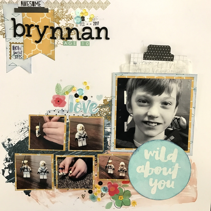 Scrapbook Page Ideas Inspired by Humans of New York | Megan Blethen | Get It Scrapped