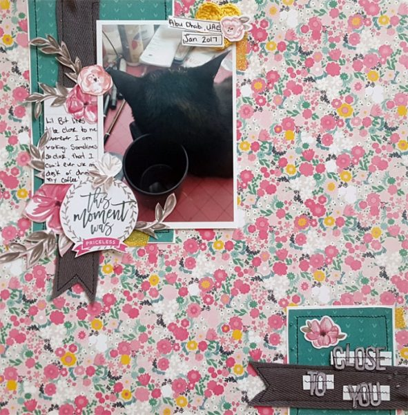 Using The Principle of Proximity to Scrapbook Relationships | Christy Strickler | Get It Scrapped