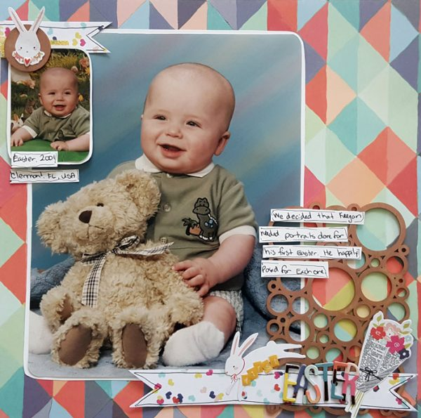 Scrapbook Ideas for Upcycling Your Older Products | Christy Strickler | Get It Scrapped