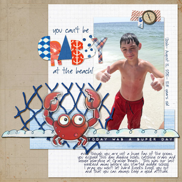 Scrapbook Ideas for Upcycling Your Older Products | Kelly Prang | Get It Scrapped