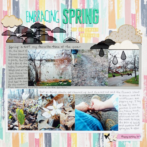 Scrapbook Ideas for Upcycling Your Older Products | Marcia Fortuanto | Get It Scrapped