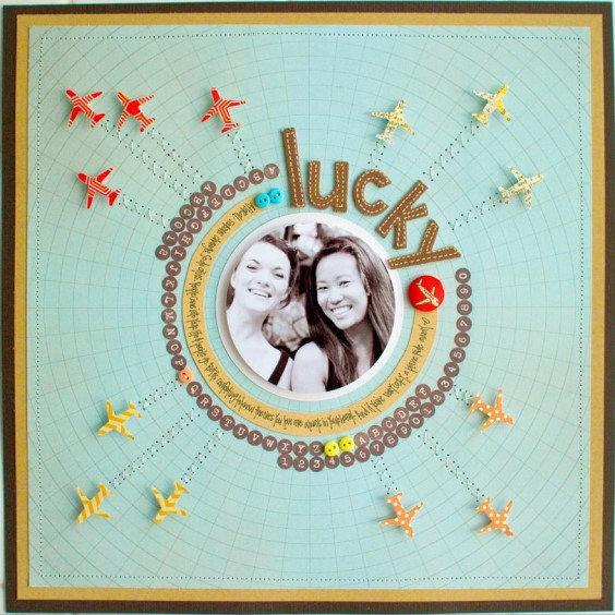 4 Ways to Create Emphasis on the Scrapbook Page | Page Guide No. 20