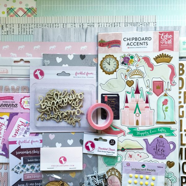 Scrapbook Page Challenge: Make Your Own Kit | Kelly Sroka | Get It Scrapped