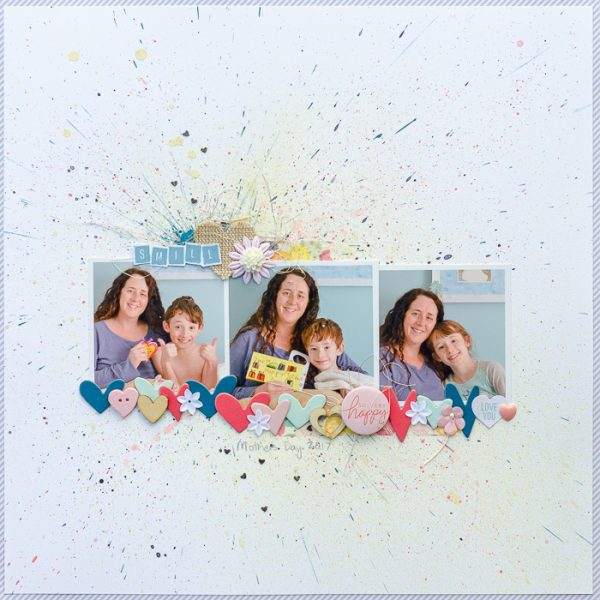 4 Ways to Use Repetition for Impact on the Scrapbook Page | Kristy T | Get It Scrapped