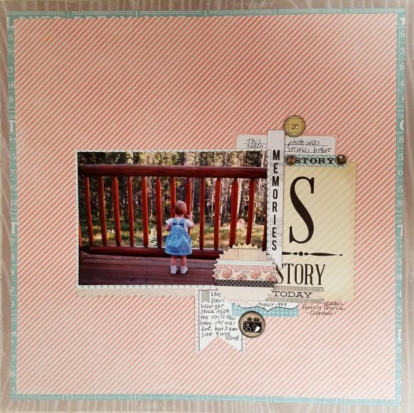 Scrapbook Ideas for Recording Your Family Reunions | Nicole Mackin | Get It Scrapped