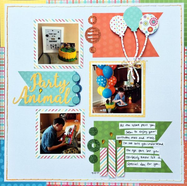Scrapbook Ideas Inspired by Flatlay Photography | Devra Hunt | Get It Scrapped