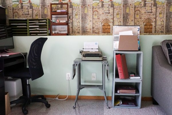 Where Do You Scrapbook? 4 Scrapbookers Share Their Spaces | Marcia Fortunato | Get It Scrapped