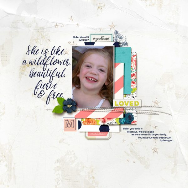 Ideas for Taking Scrapbook Page Inspiration from Brand Style Guides | Kelly Prang | Get It Scrapped