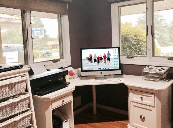 Where Do You Scrapbook? 4 Scrapbookers Share Their Spaces | Deborah Wagner | Get It Scrapped