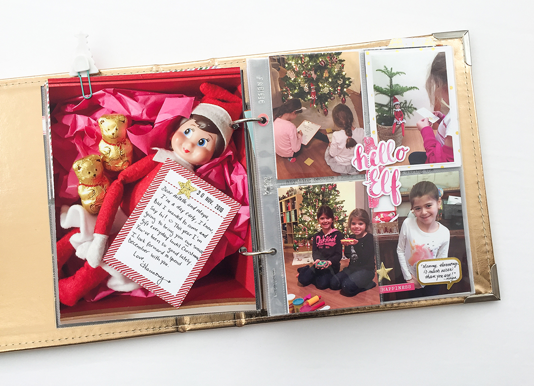 Scrapbooking Ideas for Recording Your Favorite Holiday Traditions