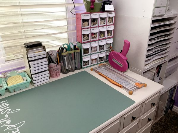 Where Do You Scrapbook? | 4 MORE Scrapbookers Share Their Spaces | Megan Blethen | Get It Scrapped