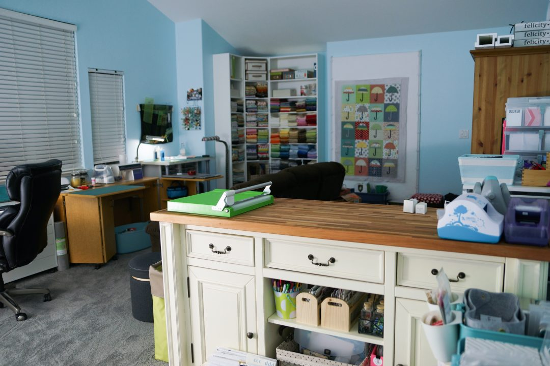 Where Do You Scrapbook? | 4 MORE Scrapbookers Share Their Spaces
