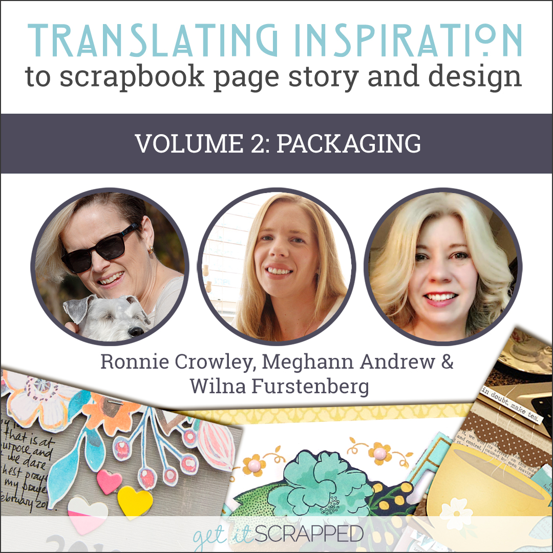 Find Scrapbook Page Inspiration for Storytelling and Design in Product Packaging