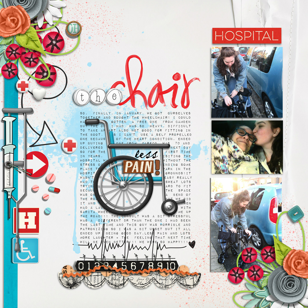 Scrapbook Ideas for Embellishing Your Focal Point   Cynthia T.   Get It Scrapped