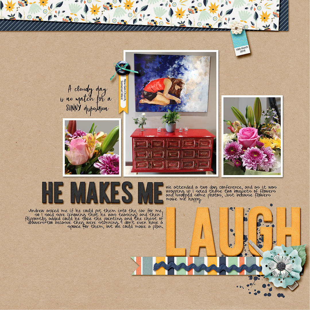 Scrapbook Ideas for Embellishing Your Focal Point   Stefanie Semple   Get It Scrapped