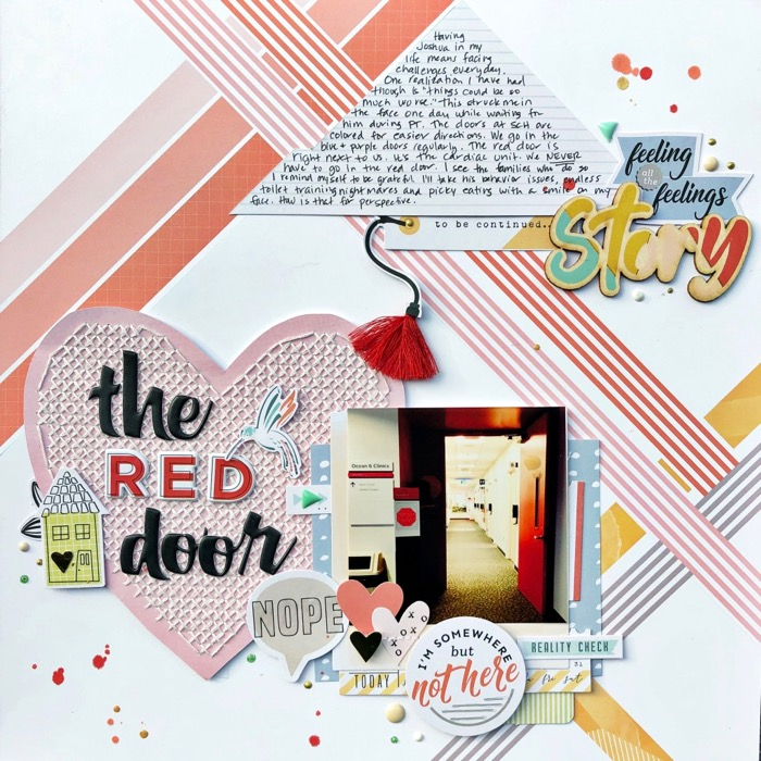 Add Texture and Charm to Your Scrapbook Pages with Creative Stitching Techniques | Devra Hunt | Get It Scrapped