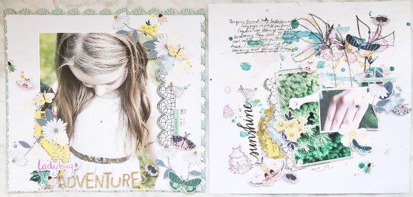 Creative Cutouts for Your Scrapbook Page Canvas | Hannah Lemieux | Get It Scrapped