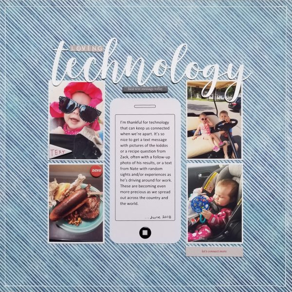Scrapbook Ideas for Achieving Color Balance in Your Design | Marcia Fortunato | Get It Scrapped