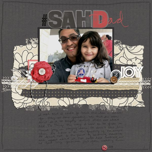 Scrapbook Ideas for Achieving Color Balance in Your Design | Dawn Farias | Get It Scrapped