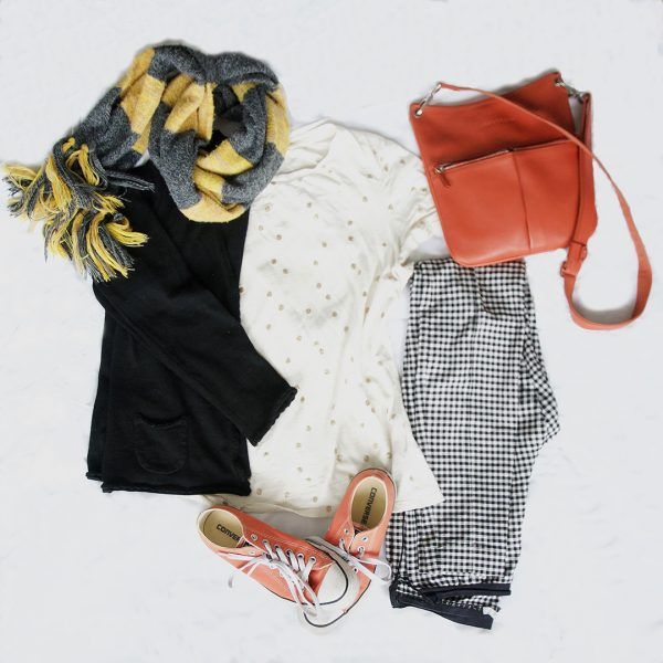"""Scrapbook Ideas Inspired by """"Outfit of The Day"""" (OOTD) 
